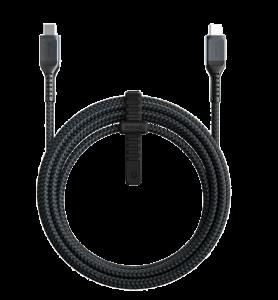 Nomad 3 meter USB-C til USB-C med Kevlar