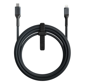 Nomad 3m USB-C til Lightning med Kevlar