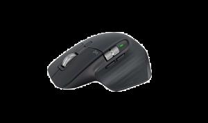 Logitech MX Master 3 Trådløs mus - Grafitt