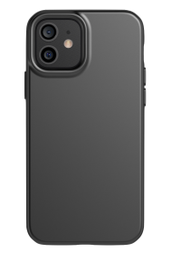 tech21 EvoSlim deksel for iPhone 12 / 12 Pro - Svart