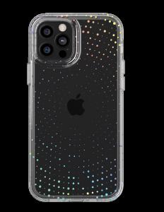 tech21 EvoSparkle deksel for iPhone 12 & 12 Pro i glitter