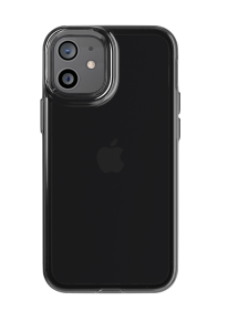 tech21 EvoTint deksel for iPhone 12 & 12 Pro i karbon