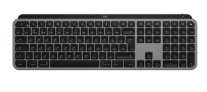 Logitech MX Keys norsk tastatur for Mac - Stellargrå