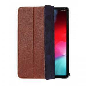 "Decoded 11"" iPad Pro slimcover i skinn (brun)"