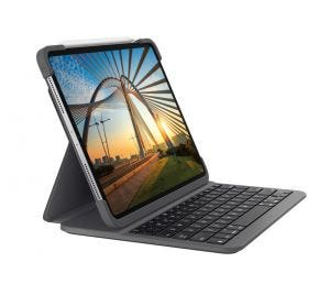 Logitech iPad Pro 11-tommer Slim Folio Pro