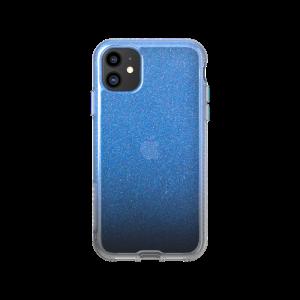 Tech21 Pure Shimmer til iPhone 11  - Blå