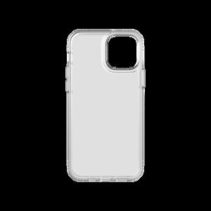 tech21 EvoClear deksel for iPhone 12 & 12 Pro i gjennomsiktig design