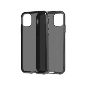 Tech21 Pure Clear Carbon deksel for iPhone 11