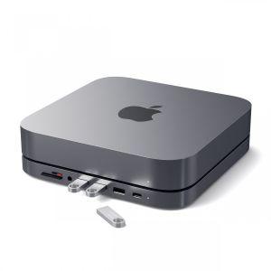 Satechi Mac Mini Stand Hub