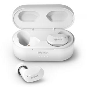 Belkin Soundform True trådløse ørepropper - Hvit