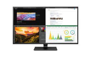 LG 43-tommer 4K UHD skjerm