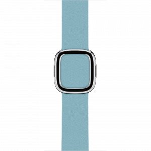 Apple 38 mm Modern Buckle i dueblå - Medium