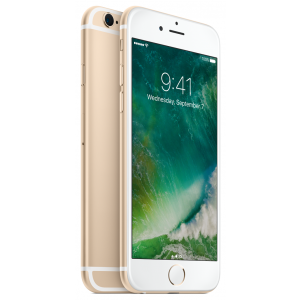 iPhone 6s 128 GB  i gull