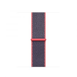Apple Sport Loop 38 mm - elektrisk rosa