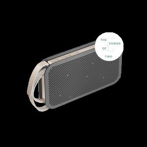 B&O BeoPlay A2 Active høyttaler - grå