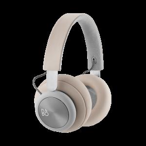 B&O BeoPlay H4 hodetelefoner - sandbrun