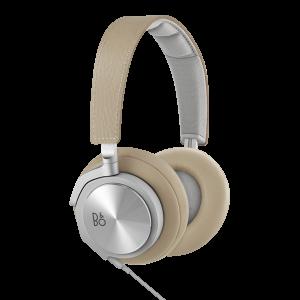 B&O BeoPlay H6 hodetelefoner - lys brun