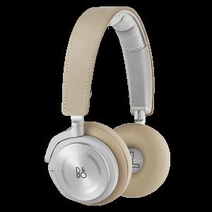 B&O Beoplay H8 trådløse hodetelefoner med støykansellering - lys brun