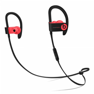 Powerbeats3 trådløse ørepropper - rød