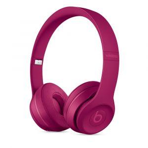 Beats Solo3 trådløse åpne hodetelefoner – Neighborhood Collection – lys burgunderrød