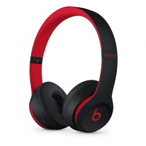 Beats Solo3 trådløse åpne hodetelefoner – The Beats Decade Collection – uredd svart-rød