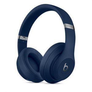 Beats Studio3 trådløse lukkede hodetelefoner – blå