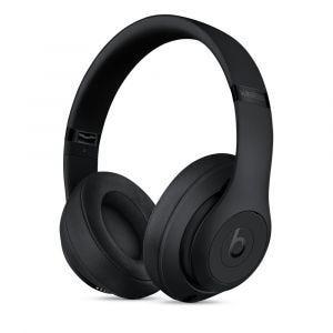 Beats Studio3 trådløse lukkede hodetelefoner – matt svart