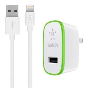 Belkin BOOST↑UP vegglader inkl Lightning-kabel