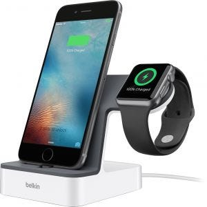 Belkin iPhone og Apple Watch-dock: Powerhouse