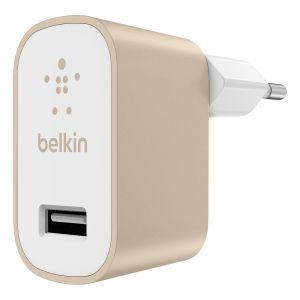 Belkin MIXIT↑ Metallic USB-vegglader - gull