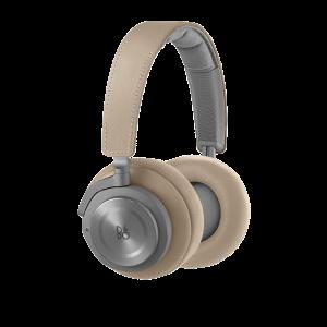 B&O Beoplay H9 trådløse hodetelefoner med støykansellering - lys brun