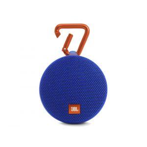 JBL Clip2 vanntett bærbar høyttaler - blå