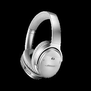 Bose QuietComfort 35 II trådløse hodetelefoner - sølv