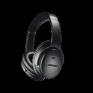 Bose QuietComfort 35 II trådløse hodetelefoner - svart