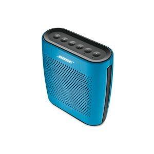 Bose SoundLink Colour Bluetooth-høyttaler - blå