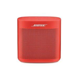 Bose SoundLink Colour II trådløs høyttaler - rød