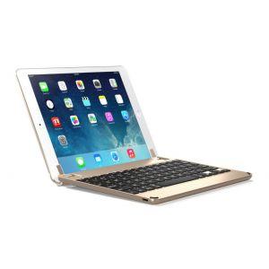 Brydge tastaturdeksel for iPad 9,7-tommer - gull