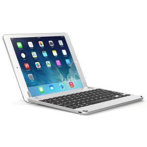 Brydge tastaturdeksel for iPad 9,7-tommer - sølv