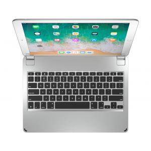 Brydge tastaturdeksel til iPad Pro 12,9-tommer - sølv