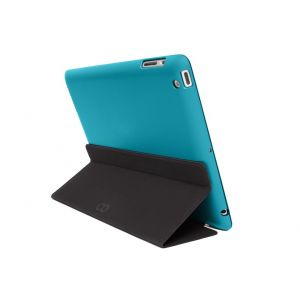 C6 iPad Air 2 Bookcase - blå/svart