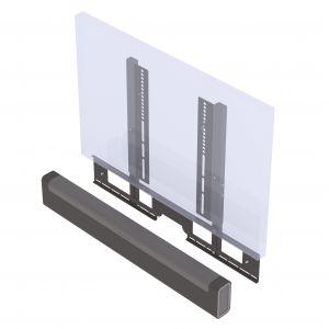 Flexson Sonos PLAYBAR monteringsbrakett - svart