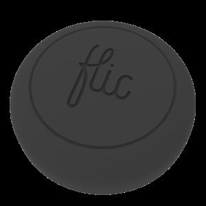 Flic - smartknapp svart