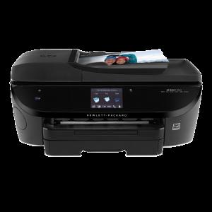 HP Envy 7640 alt-i-ett-skriver