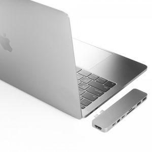 HyperDrive Pro Hub - sølv