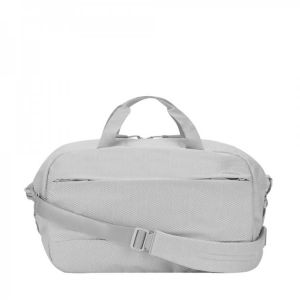 Incase City duffelbag i Diamond Ripstop materiale - grå