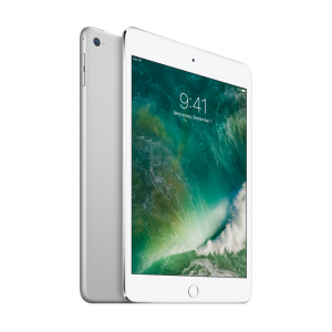 iPad mini 4 Wi-Fi 128GB i sølv