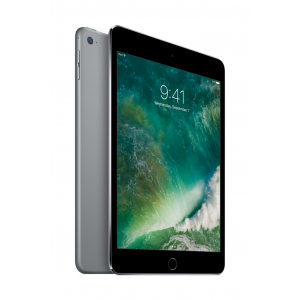 iPad mini 4 Wi-Fi 128 GB i stellargrå