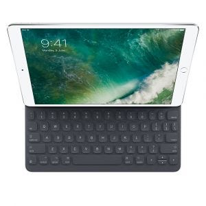 iPad Pro 10,5-tommers Smart Keyboard - norsk