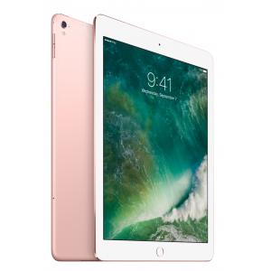 iPad Pro 9,7-tommer Wi-Fi + Cellular 32GB i rosegull (tidlig 2016-modell)