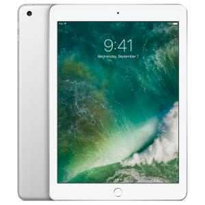 iPad Wi-Fi 128 GB i sølv